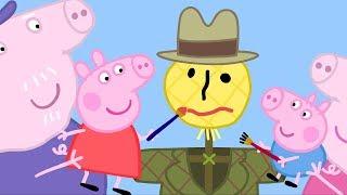 Peppa Pig Français | Compilation d'épisodes | 45 Minutes - 4K! | Dessin Animé Pour Enfant #PPFR2018