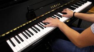 Owl City - Fireflies Piano Cover Improved Version