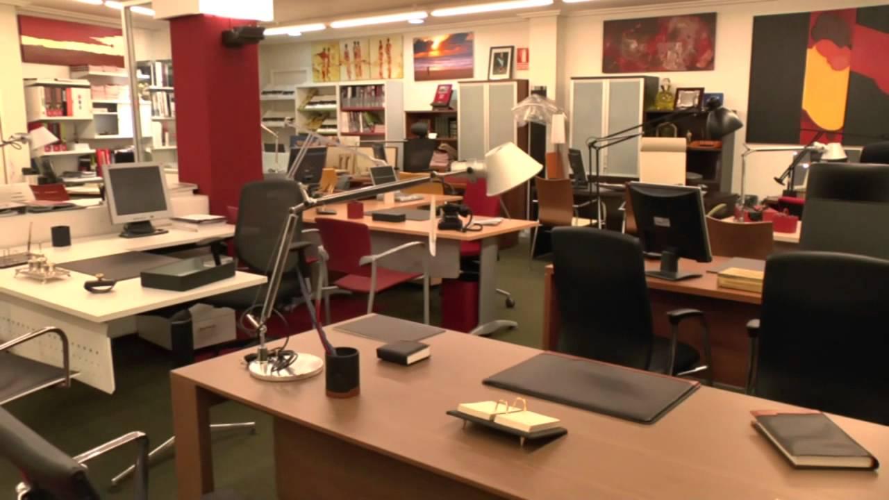 muebles syl muebles de oficina en asturias youtube
