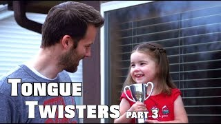 Sibling Rivalry | Tongue Twisters Part 3