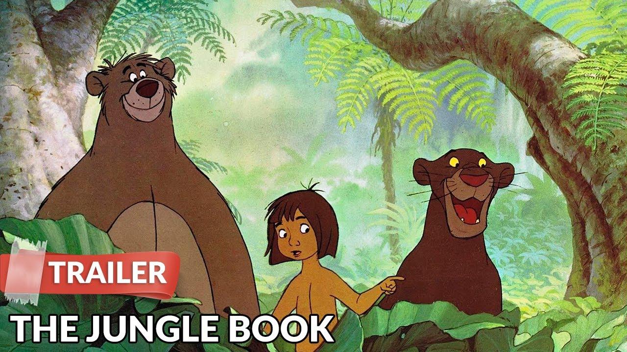 Trailer Of Jungle Book
