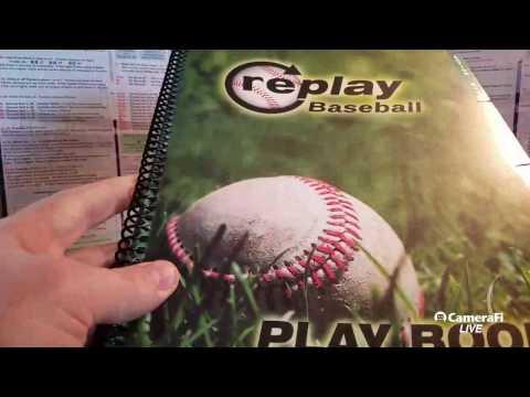 Replay Baseball 1957 World Series Milwaukee @ New York Game 2