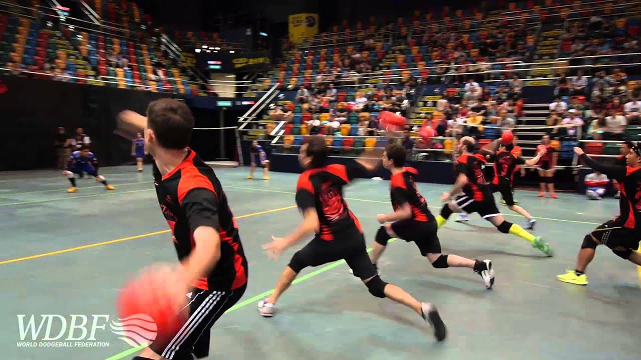 world dodgeball federation promo youtube