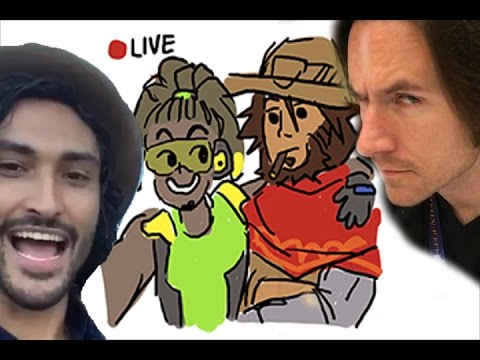 Download Youtube: Overwatch Comic