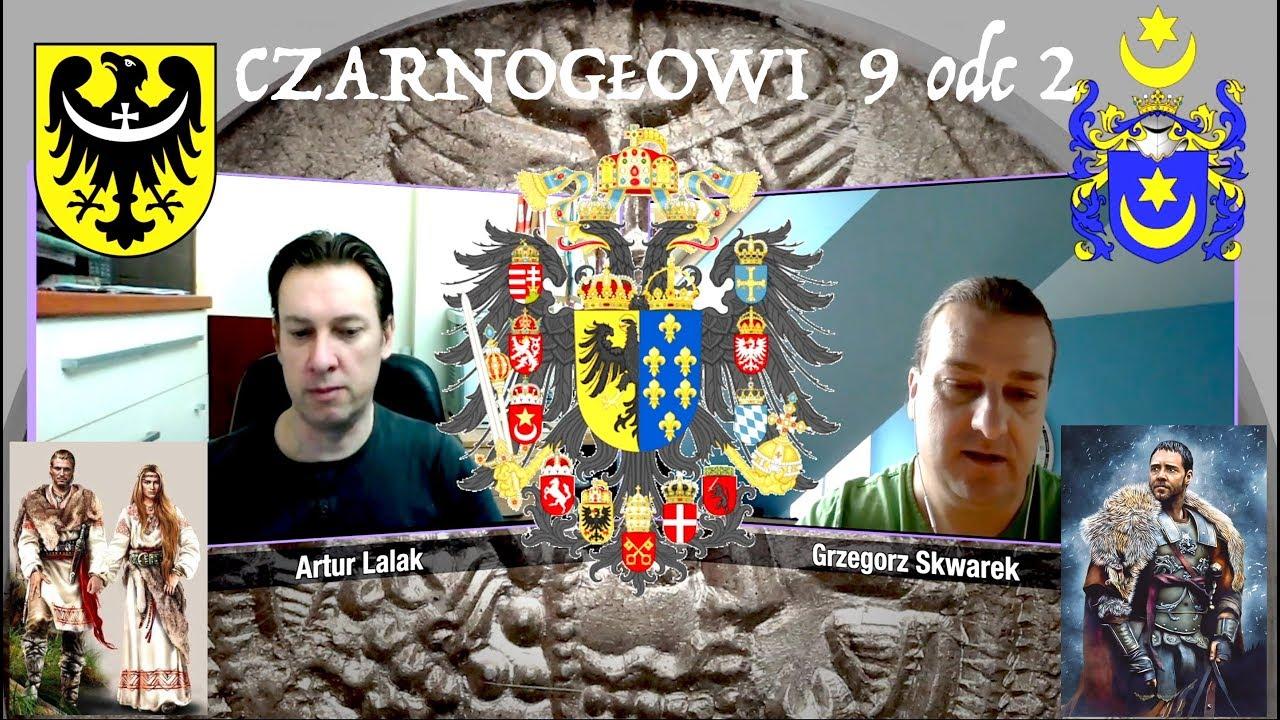 CZARNOGŁOWI FINAŁ  9 odc 2  Grzegorz Skwarek i Artur Lalak