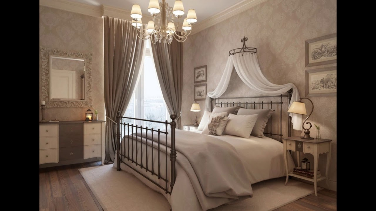 40 Design Ideas For Wrought Iron Beds 2017