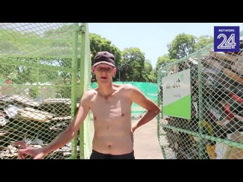 Hawelose herwinners hou Pretoria skoon
