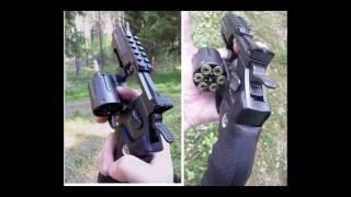 Gletcher SW B25 replica Smith & Wesson