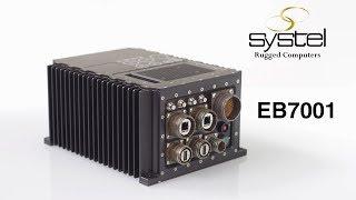 EB7001 ISR Rugged Mission Computer
