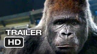 Mr. Go 3D Official Trailer #1 (2013) - Korean Baseball Gorilla Movie HD