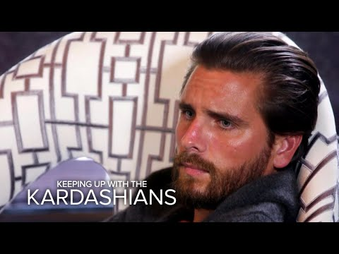 KUWTK | Scott Disick Wants to Surprise Kourtney Kardashian | E!