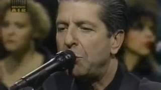 Leonard Cohen Who By Fire (live with Sonny Rollins, 1989)