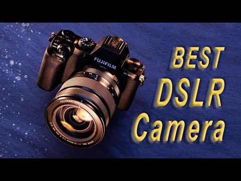 Top 5 Best DSLR Cameras 2017 !!!
