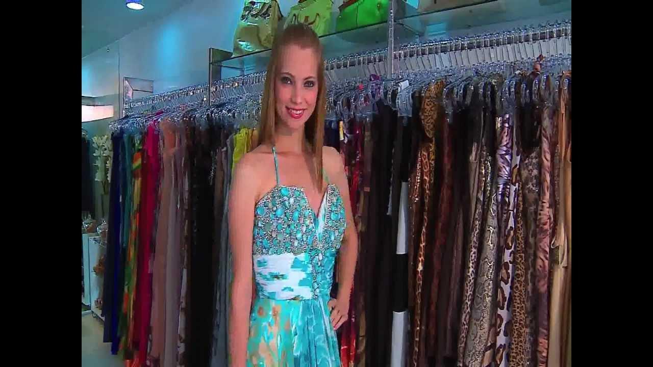 3fed58e468 Saiba qual modelo de vestido longo combina com seu corpo e sua festa -  YouTube