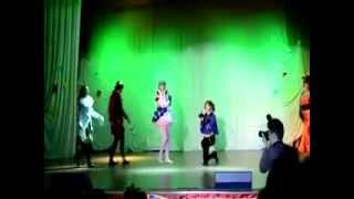 [Akimatsuri 2012] Термоклей - Золотой ключик.mp4