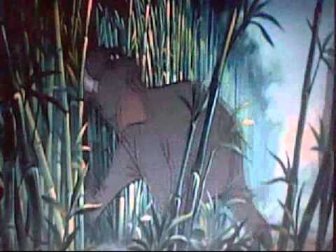 Walt Disney's The Jungle Book 1967 Sing A Song Soundtrack 3  Colonel Hathi's March