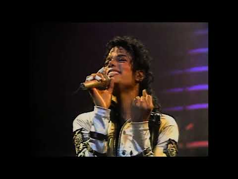 Michael Jackson - another part of me (1989) L.A HD