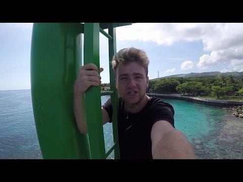 Climbed Tower On Island | Bali Day 4
