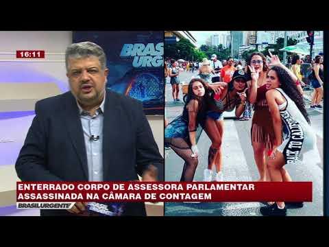 BRASIL URGENTE MINAS 17/05/2018