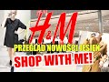 🍂 IDZIEMY NA SHOPPING I MIERZYMY H&M! 🍂 CO CIEKAWEGO JEST W SIECIÓWKACH? SHOP WITH ME! JESIEŃ'20