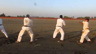 Arrakan Arrman Kyokushin Karate club