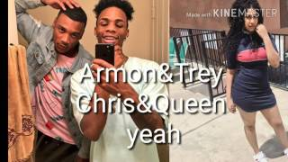 Drunk texting,nobody,love in the club,superhuman,end of time , Armon&Trey +Queen Mashup lyrics
