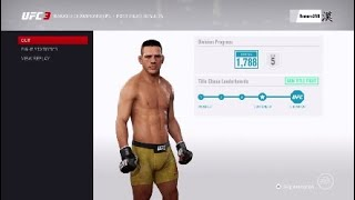 UFC 3: PSA!! ROMEROXVII IMPOSTER!! (ROMEROXVLL) + Ranked Fight!