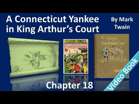 Chapter 18 - A Connecticut Yankee in King Arthur's Court by Mark Twain - In the Queen's Dungeons