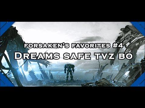 Forsaken's Favorites #4 Guide for a Safe TvZ Build Order Starcraft 2 HotS