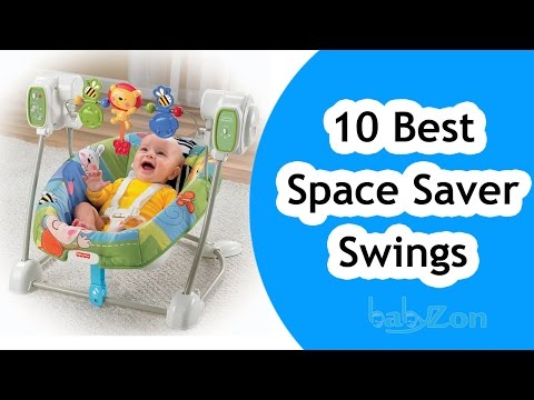Best Space saver Swings 2016 - Best baby swing for small spaces
