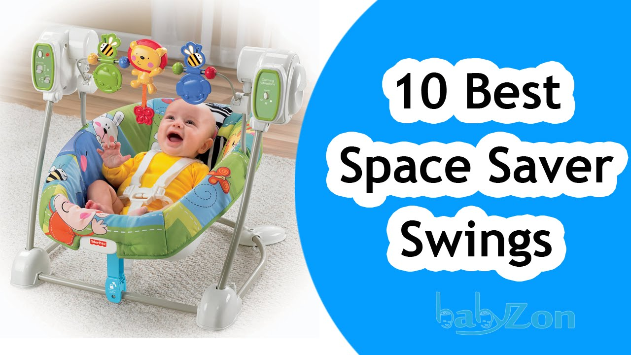 Best Space Saver Swings 2016 Best Baby Swing For Small Spaces