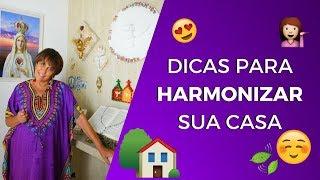 Download lagu Dicas para Harmonizar sua Casa por Márcia Fernandes
