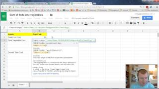 How to import data from one Google Spreadsheet to another (2016)