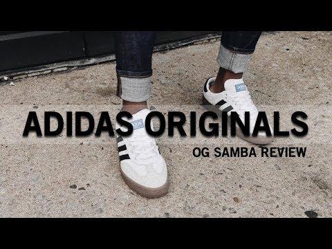 Style Advice: Adidas Originals OG Samba Review