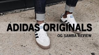 Style Advice: Adidas Originals OG Samba Review