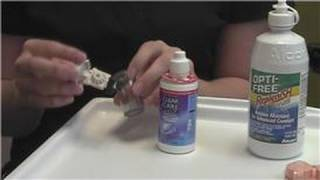 Contact Lens Basics : How To Sterilize Contact Lenses