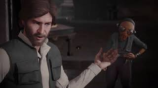 Star Wars: Battlefront 2 - Being Solo