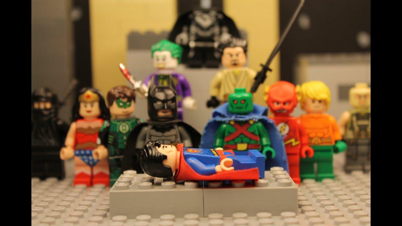 Justice League : Part 1