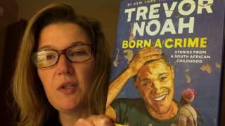 Book Talk on Born a Crime by Trevor Noah