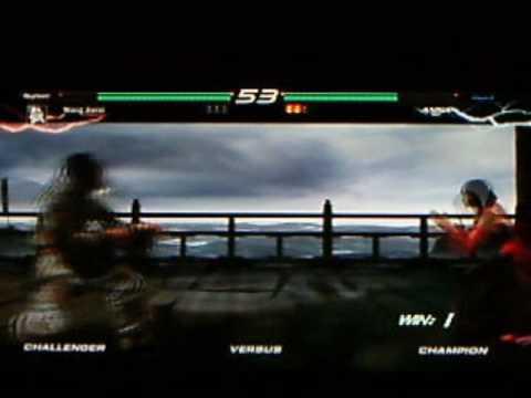 Phoenix (Wang) vs Kiryu (Anna) 1