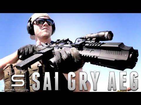 Salient Arms International GRY [The Gun Corner] Airsoft Evike.com