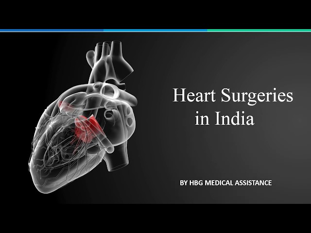 Top Hospital and best doctor for cardiac and heart surgery in India