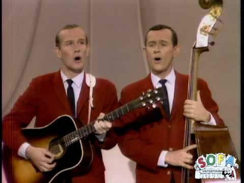 Smothers Brothers on The Ed Sullivan Show