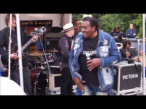 Honey Bee   Willie Buck   Chicago Blues Fest 2018 Mp3