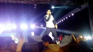Yo Yo Honey singh live in concert  pune (15 dec 2013)