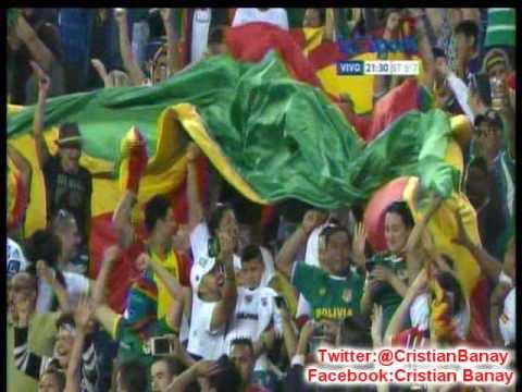 Chile 2 Bolivia 1 (ADN Radio Chile)  Copa America Centenario 2016