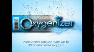 Oxygenizer water أوكسجينايزر مياه صحية معززة بالاوكسجين الطبيعي
