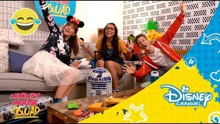 Mickey Mouse Squad - Backstage 8 | Disney Channel Oficial