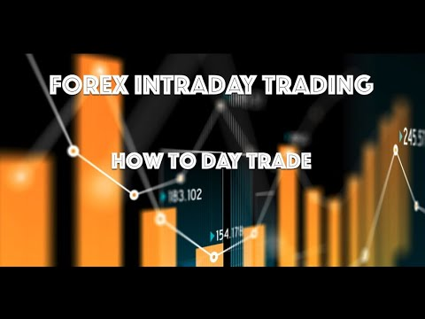Forex Intraday Trading | How To Day Trade