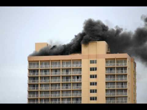 11 18 2017 Working Fire Pacific Beach Hotel Honolulu Hawaii 2 Of